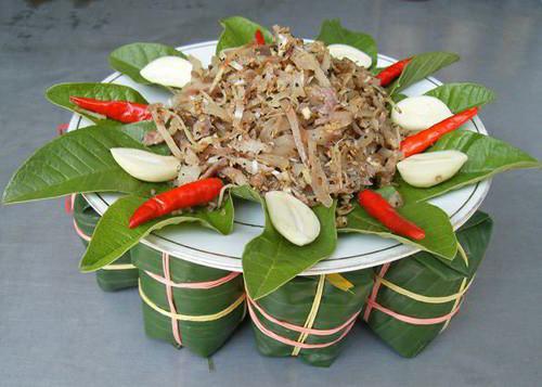 Tré Bà Đệ nổi tiếng là Đặc sản Đà Nẵng xưa nay