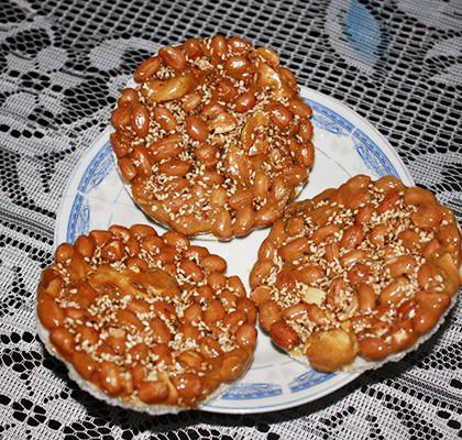 Kẹo đậu phộng Quảng Nam