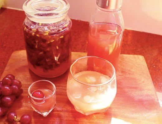 cách làm rượu nho Ninh Thuận tại nhà