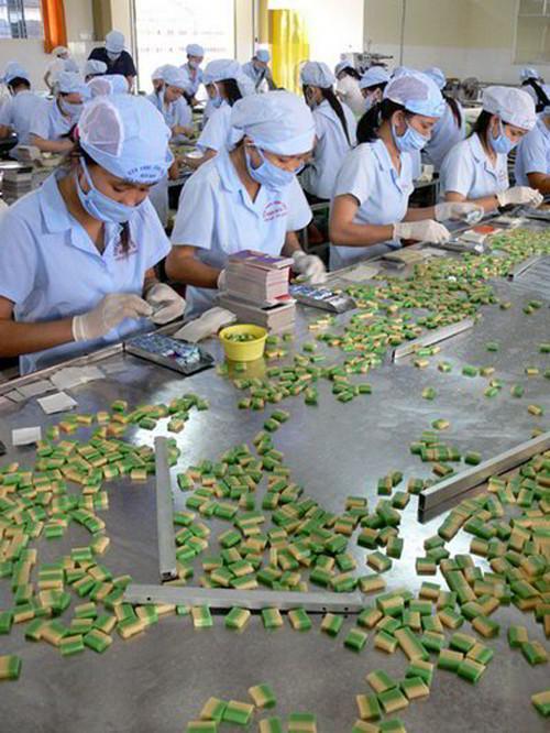 Kẹo dừa Bến Tre