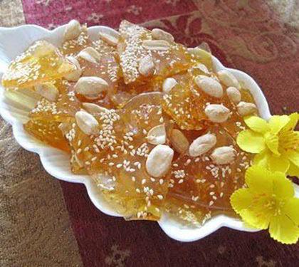 Kẹo gương đặc sản Quảng Ngãi