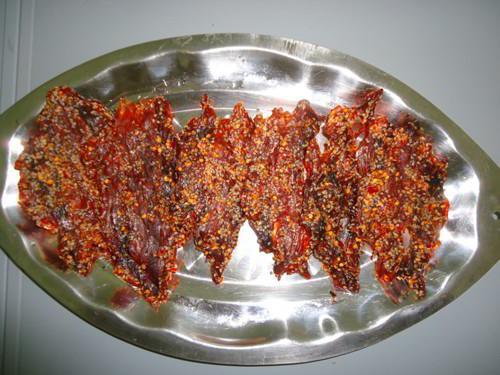 Khô mép cá ngừ đại dương
