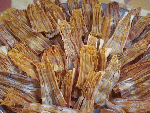 Măng le khô đặc sản Đắk Lắk