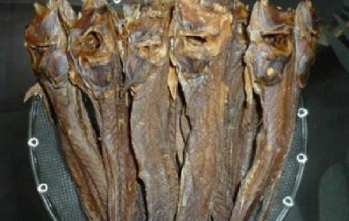 khô cá thòi lòi đặc sản Cà Mau