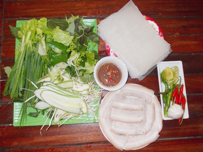 Bánh tráng Đại Lộc