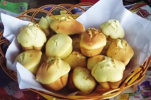 bánh thuẫn đặc sản Quảng Nam