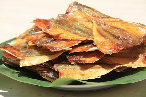 khô cá chỉ Vàng đặc sản Đà Nẵng