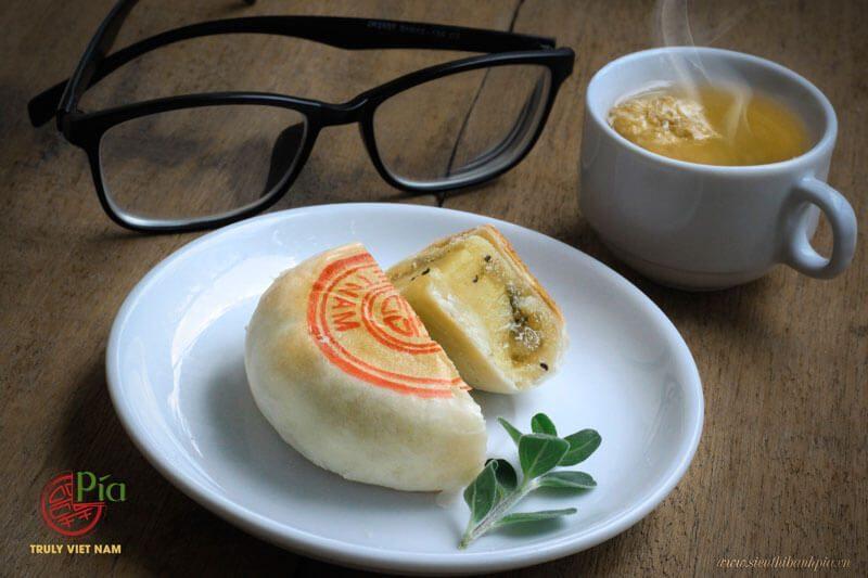 Bánh pía Sóc Trăng không có sầu riêng