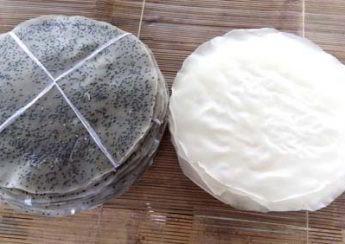 Bánh tráng gạo Quảng Nam