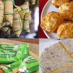 các loại bánh dừa