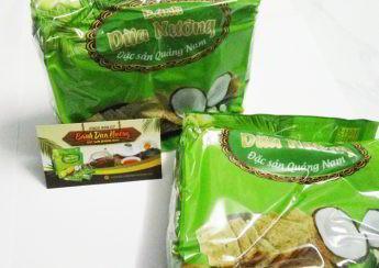 bánh dừa nướng Quảng Nam