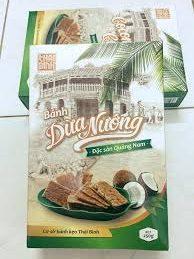 Bánh dừa nướng Thái Bình Quảng Nam