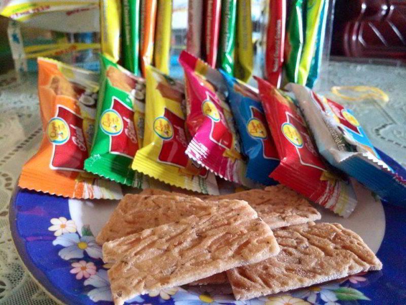 Bánh dừa nướng Quỳnh Trân