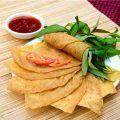 Bánh tráng chả cá Quy Nhơn