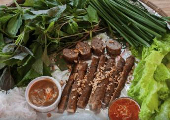 Cách làm nem nướng Ninh Hoà ngon