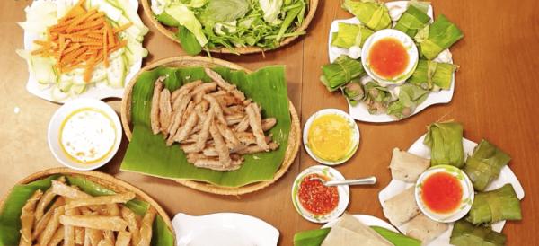 Nơi bán nem nướng Ninh Hoà