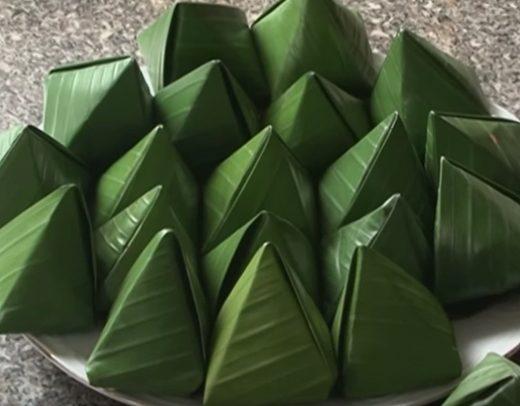 Bánh ít lá gai Bình Định