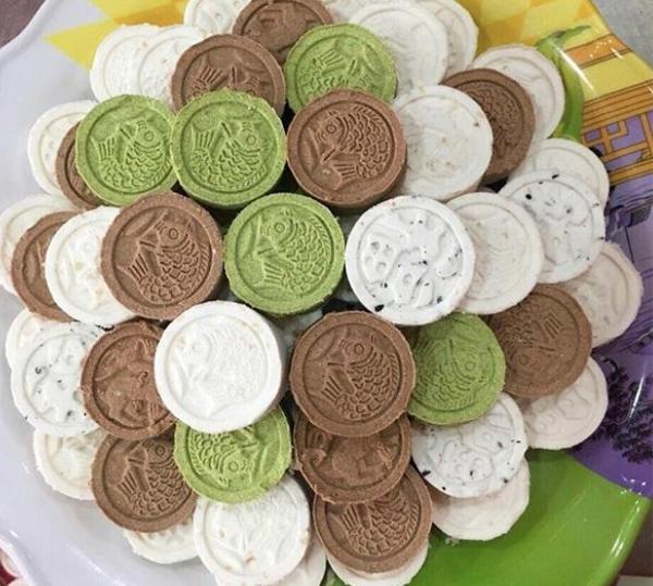 bánh kẹo tặng người nước ngoài