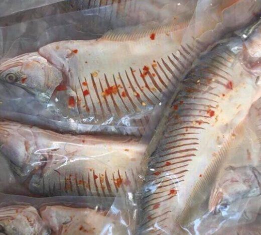cá thác lác rút xương