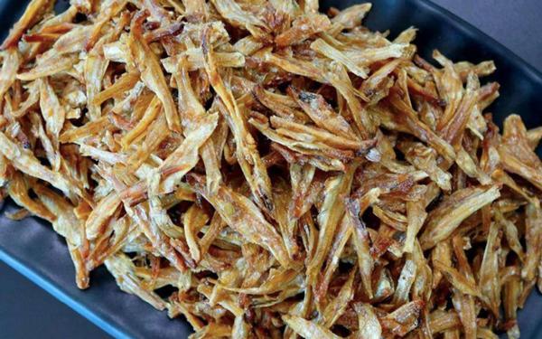 Cá cơm sấy đặc sản Quảng ngãi Làm Quà