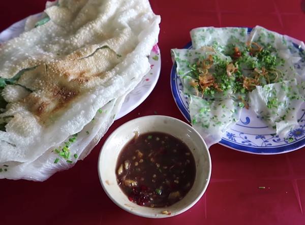 Bánh đập món ăn đặc sản ở Quảng Ngãi